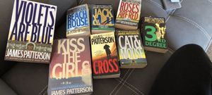 James Patterson Books for Sale in Fort Carson, CO