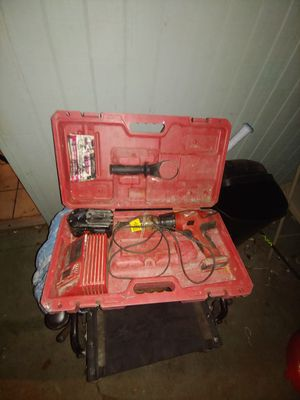 Milwaukee drill set for Sale in Ocala, FL