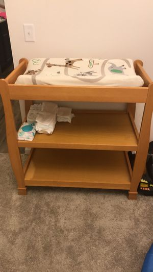 Changing table for Sale in Yorkville, IL