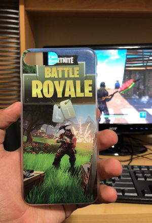 Fortnite. Case for iPhone 7 Plus and 8 plus for Sale in Midlothian, VA
