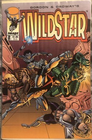 WILDSTAR #2 (IMAGE Comics) for Sale in Rensselaer, NY