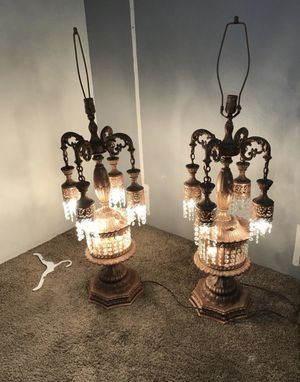 Antique lamps for Sale in San Diego, CA
