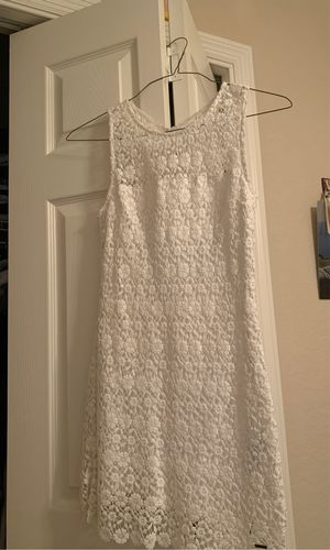 Lace white dress for Sale in Haines City, FL