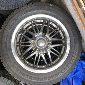 BMW Wheels Studded Tires for Sale in Tigard, OR
