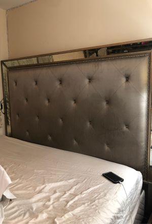 Bed frame from z gallery for Sale in Los Angeles, CA