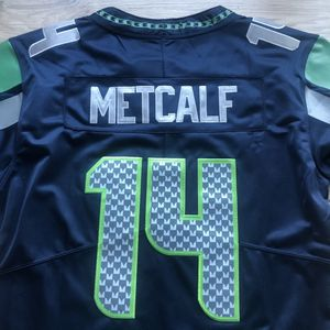 BRAND NEW! 🔥 DK Metcalf #14 Seattle Seahawks Navy Jersey + SHIPS OUT NOW! 📦💨 for Sale in Seattle, WA