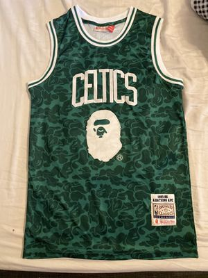 Celtics Bape Jersey for Sale in Phoenix, AZ