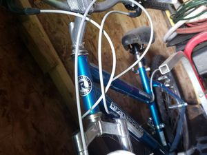 Bike been in the shed ridden twice for Sale in Levant, ME