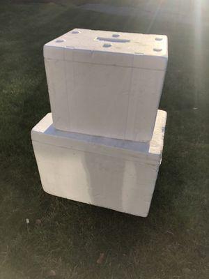 Styrofoam cooler -Free for Sale in Hillsboro, OR