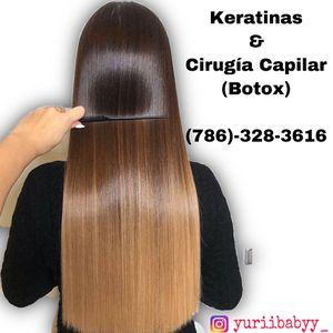 Keratina Brasileña Profesional KERATIN TREATMENT for Sale in Miami, FL