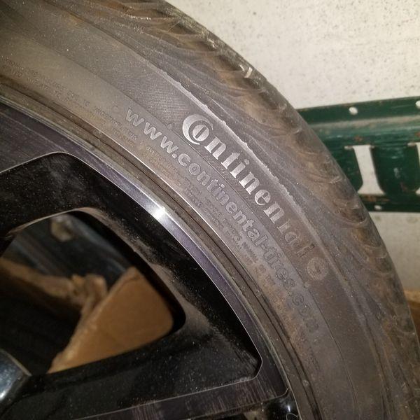 Honda Civic Sport wheels