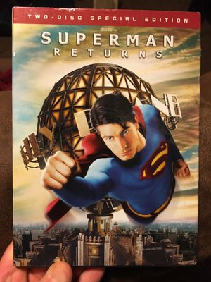 Superman Returns 2-Disc Special Edition for Sale in Midwest City, OK