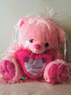 Brand new BIG Pink Teddy Bear for Sale in Fullerton, CA