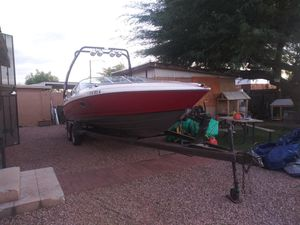 1990 Arriva 23ft with wake tower. for Sale in Chandler, AZ