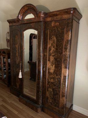 3 Door Armoire - Antique for Sale in Phoenix, AZ