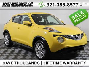 2015 Nissan Juke for Sale in Orlando, FL
