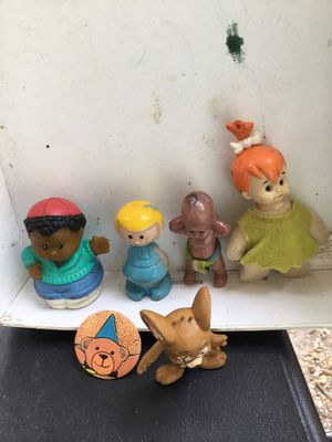 Miscellaneous toy figures, good condition for Sale in Miami, FL