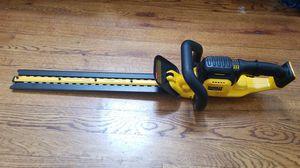 Dewalt 20v Hedge trimmer 20v for Sale in Alexandria, VA