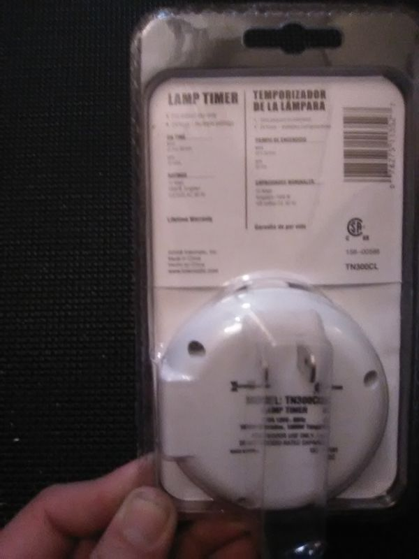 Intermatic Lamp/Light Timer