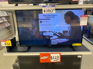 "Sanyo 40"" W/remote for Sale in Houston, TX"