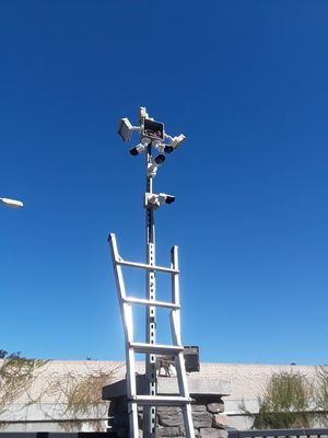 Sevicion CCTV cameras security para casa o negocios kit sale 580 for Sale in Claremont, CA