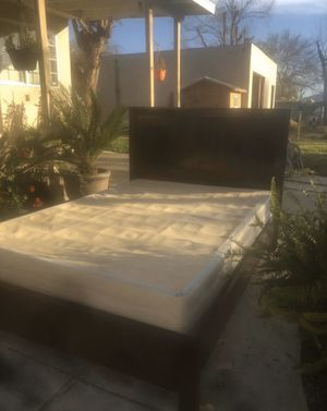 Bed frame for Sale in Lake Elsinore, CA