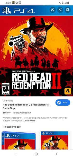 Used for ps2 rdr2 for Sale in Orange Cove, CA