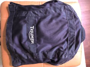 Triumph motorcycle jacket for Sale in Highlands Ranch, CO