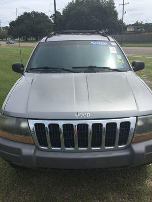 02 Jeep Cherokee for Sale in Baton Rouge, LA
