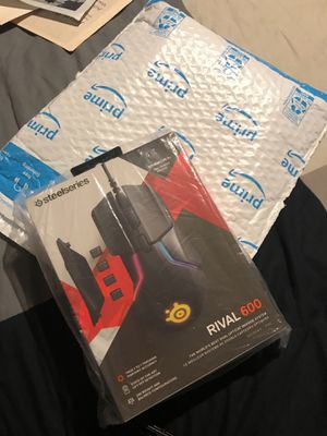 Gaming mouse for Sale in Manassas, VA