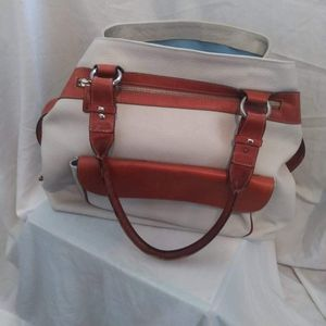 Ceistian Italian Leather Large Travel Bag for Sale in El Paso, TX