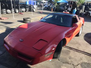 1987 Chevy corvette for Sale in Los Angeles, CA