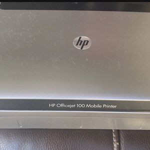 HP Office jet 100 Mobile Printer for Sale in Tomball, TX
