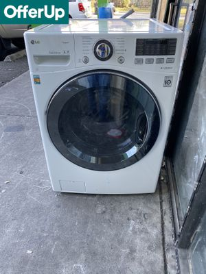 📢📢LG Washer Front Load White #969📢📢 for Sale in Orlando, FL