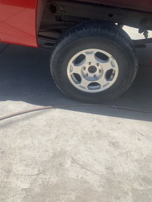 Stock chevy rims :16s for Sale in Dos Palos, CA