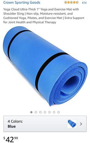 Yoga mat for Sale in Modesto, CA