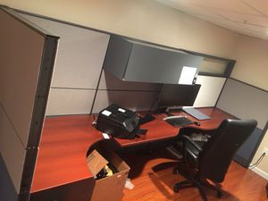 Computer Desk and Cubicle for Sale in Dearborn, MI