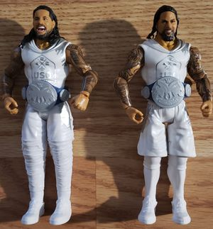 """New WWE """"THE USOS"""" Action Figures. for Sale in Apopka, FL"""