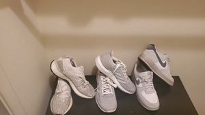 Adidas and Air Force one for Sale in Victoria, TX