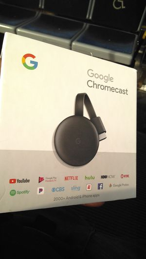 Chromecast for Sale in Milwaukee, WI
