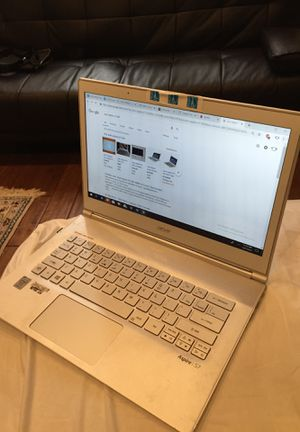 ACER Aspire S7 Laptop with Microsoft Office & More for Sale in Rockville, MD
