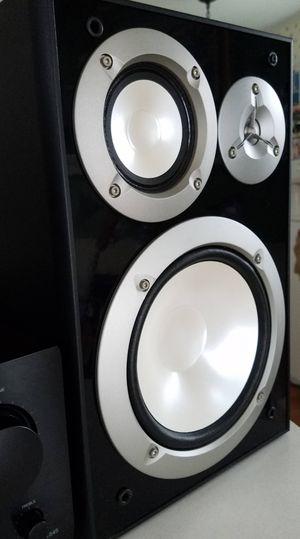 Yamaha NS-6490 140 Watt 3-Way Bookshelf Speakers for Sale in Columbus, OH
