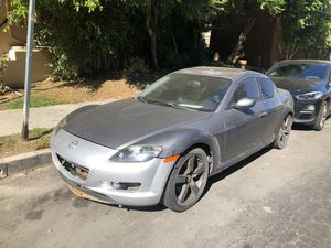 2004 Mazda RX-8 with allot of new parts for Sale in West Hollywood, CA