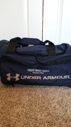 Friday Night Lights Under Armour Duffle Bag for Sale in Leander, TX