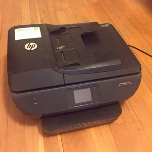 Open box HP Air and Mobile Printer with 2 Ink included for Sale in Falls Church, VA