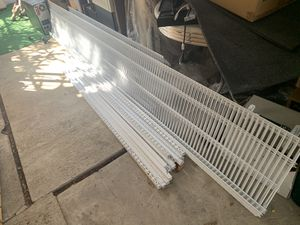 RUBBERMAID WIRE SHELVING for Sale in Lawndale, CA