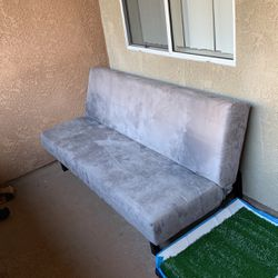 Grey Futon for Sale in San Diego,  CA
