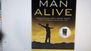 Man Alive, Patrick Morley, Book, 2012 for Sale in Fayetteville, NC