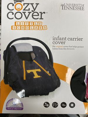 University of Tennessee infant car seat cover for Sale in Knoxville, TN