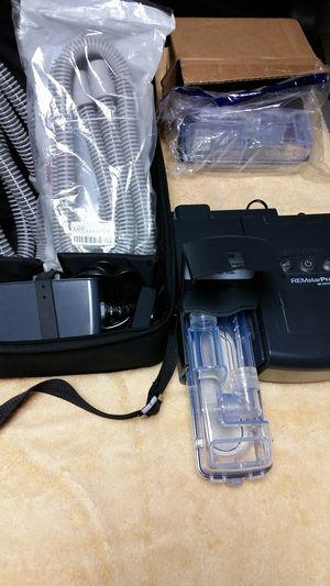 Respironics REM star Pro M Series Cpap Machine bundle for Sale in Philadelphia, PA